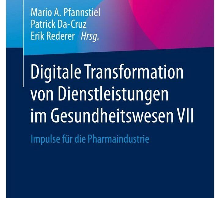 www.indufact.com - Buch - Digitale Transformation von Dienstleistungen im Gesundheitswesen VII