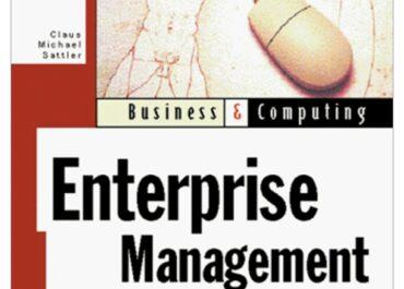 "Buch ""Enterprise Management"""