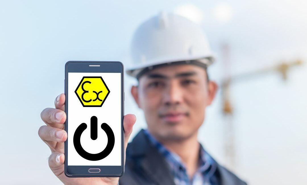 www.indufact.com - EX-geschützter Stromschalter per App steuerbar