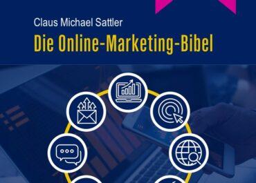 """Buch """"Die Online-Marketing-Bibel"""""""