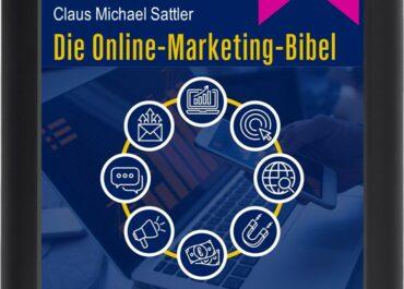 """eBook """"Die Online-Marketing-Bibel"""""""