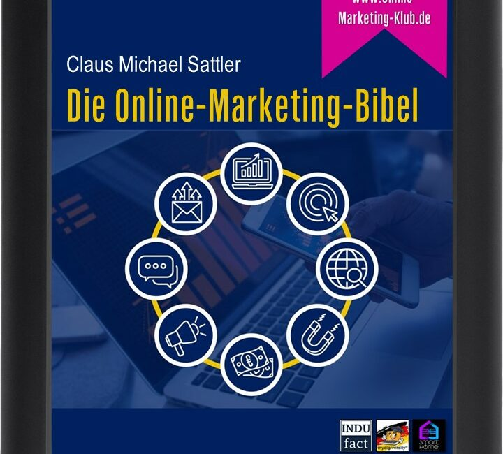 "www.online-marketing-klub.de - Das eBook ""Die Online-Marketing-Bibel"""