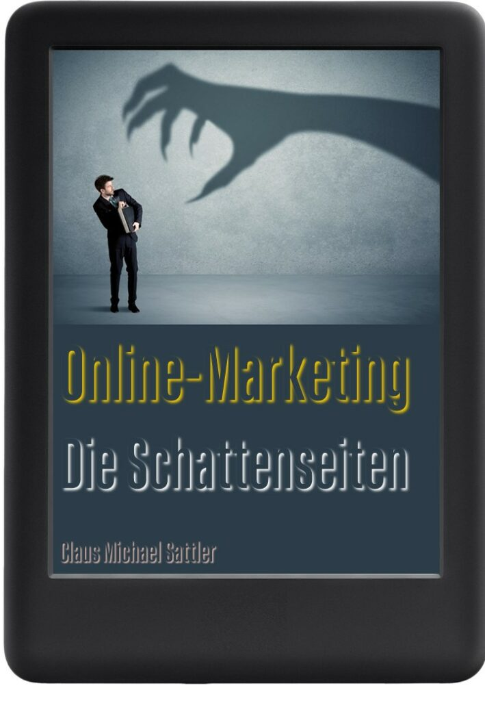 www.online-marketing-klub.de - eBook Online-Marketing - Die Schattenseiten