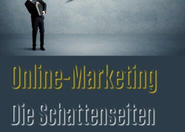 """Buch """"Online-Marketing - Die Schattenseiten"""""""